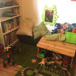 Kinderbetreuung Spielzimmer